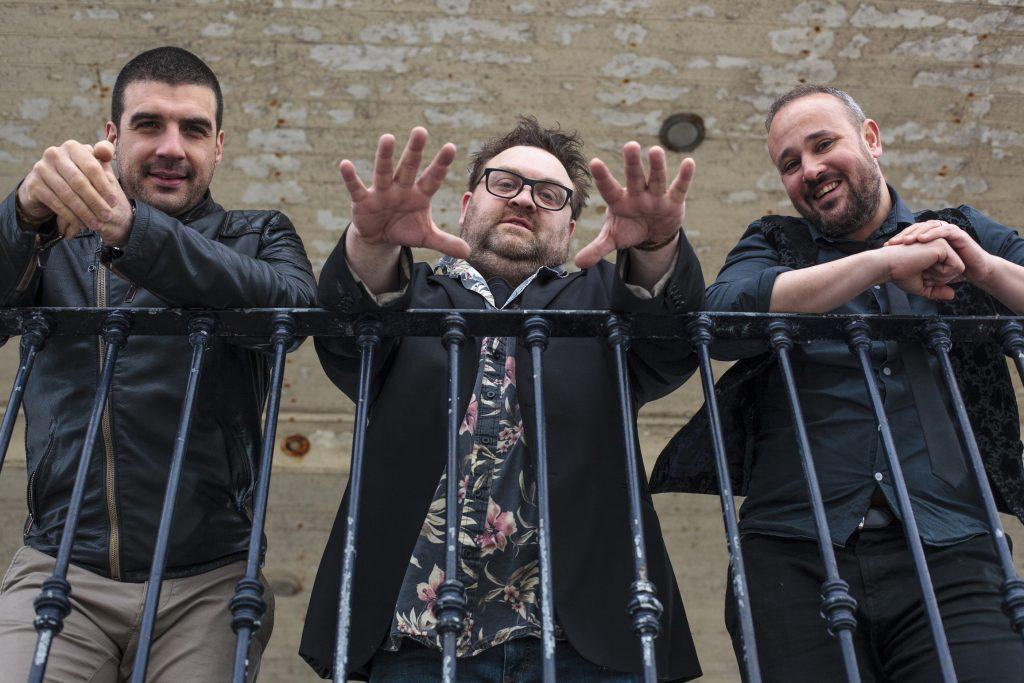 The Hitmen Trio Hero