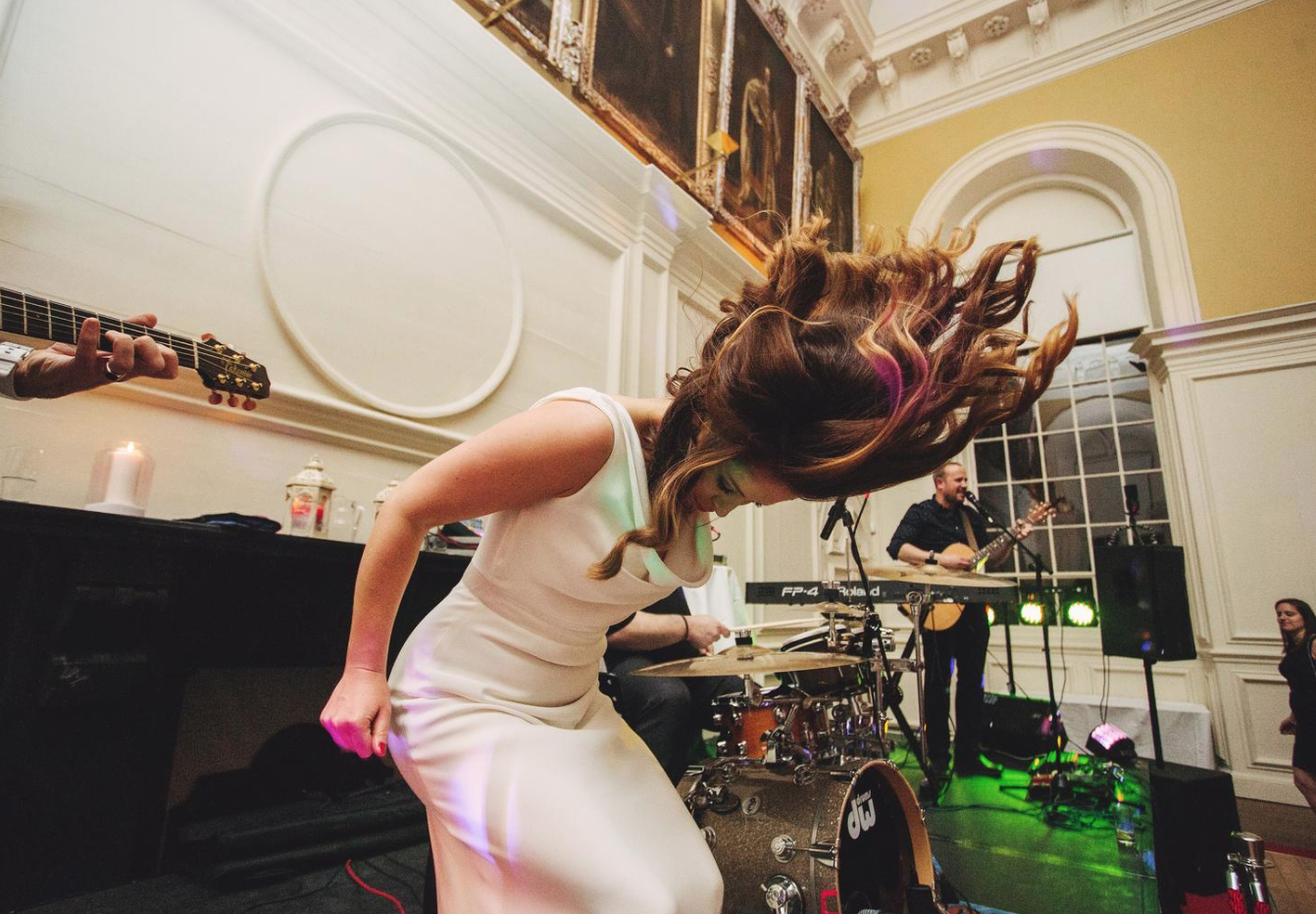 Our Top 5 Wedding Reception Songs